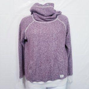 Purple Garage Hoodie